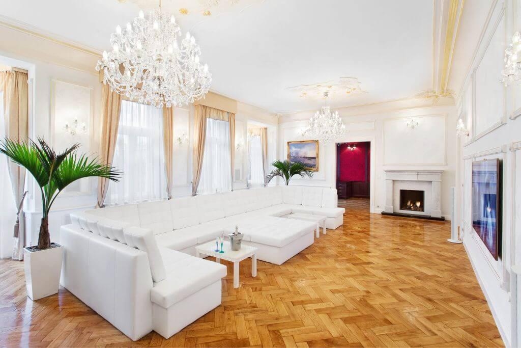Referenční projekt Loxone Rezidence Královské Vinohrady