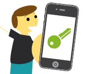 Přístupový systém - Smart home