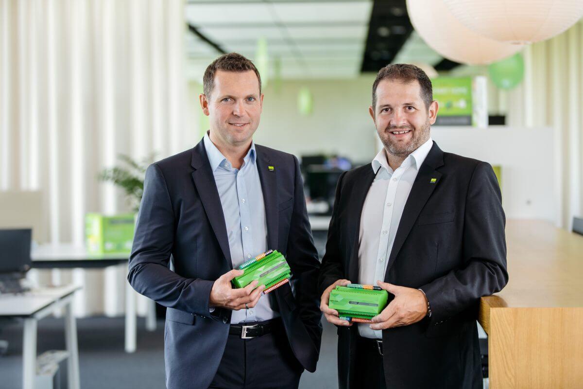 Thomas Moser a Martin Öller