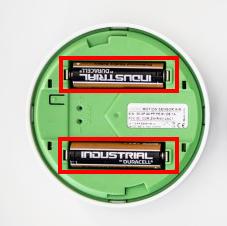 výměna baterií loxone pohybový senzor air