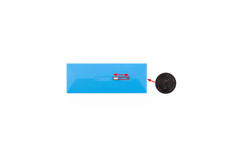 záplavový senzor výměna baterie