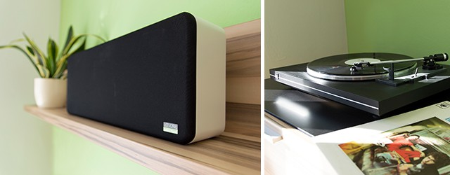 Loxone Multiroom Audio pro chytrý dům
