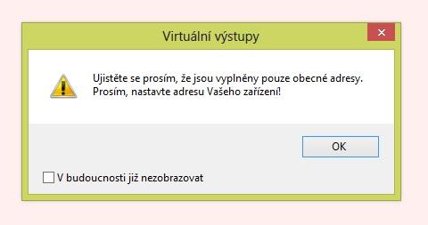 music server virtualni vystupy