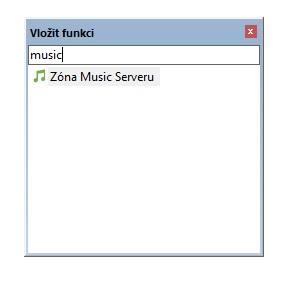 music server zone