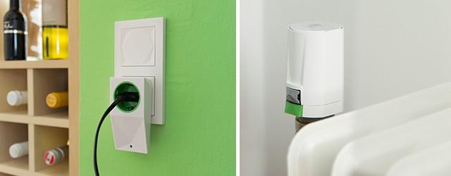 Úspory energií s Loxone: chytrá zásuvka, elektrická hlavice na topení