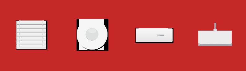 plnohodnotný alarm bez přídavných zařízení