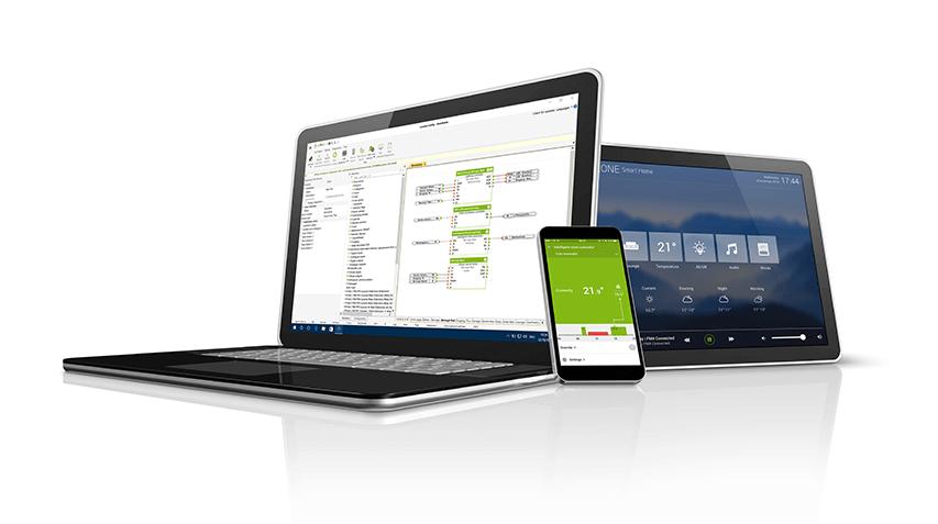Konfigurační software Loxone zdarma včetně aktualizacíé