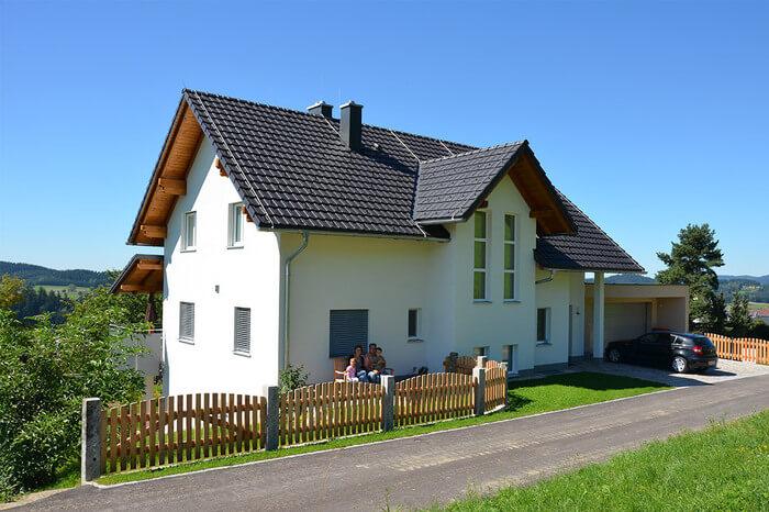 Ukázkový chytrý dům Panoramahouse