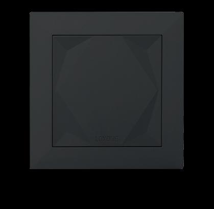 černý Loxone Touch