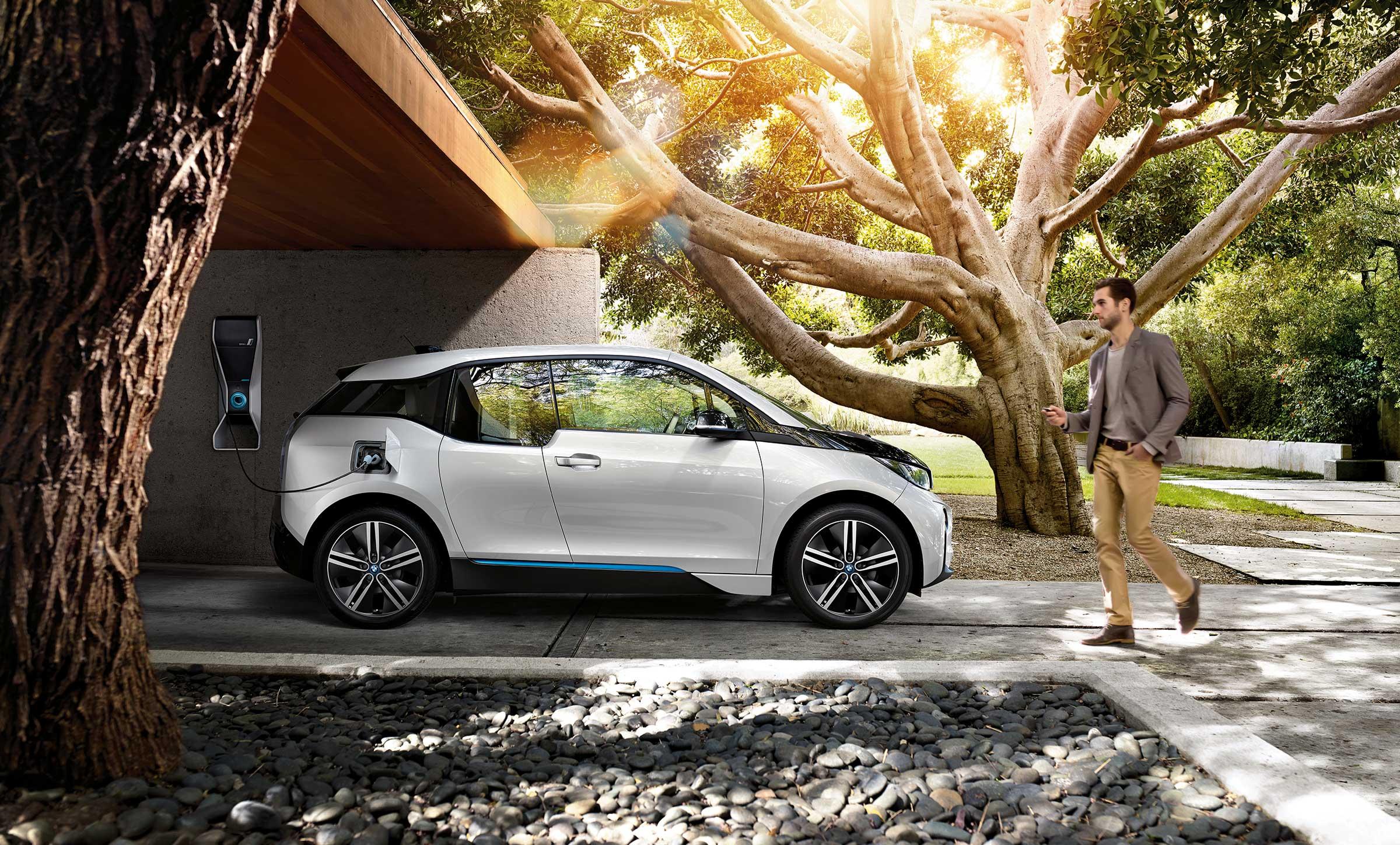 BMW elektromobil