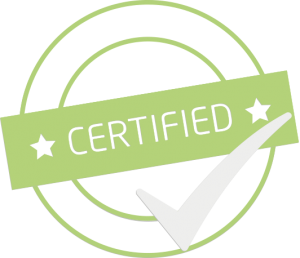 grafika certifikováno