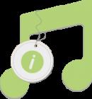 Skica různých metadat pro Music Server