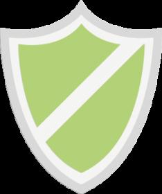 Logo ochrany majetku