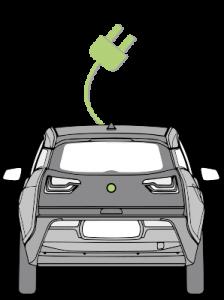 dobíjení auta