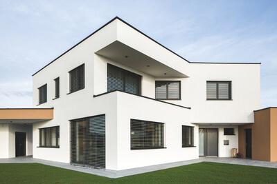 Sky Home - referenční dům s instalací Loxone Smart Home