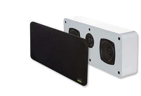 Reproduktor Wall Speaker od Loxone pro multiroom audio systém