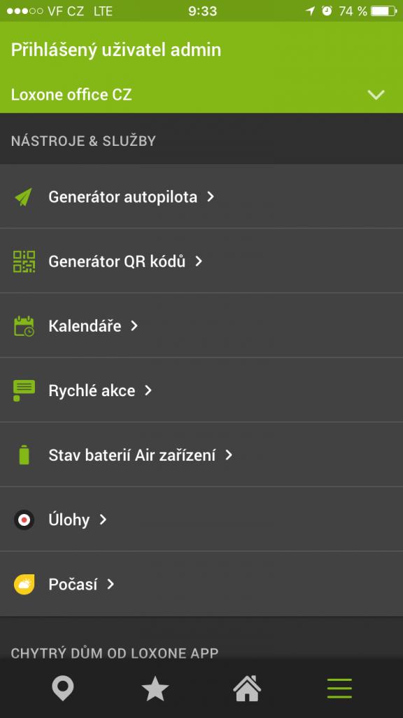 kalendare_loxone_app