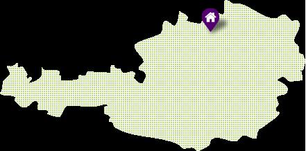 lokace chytrého domu v rakousku