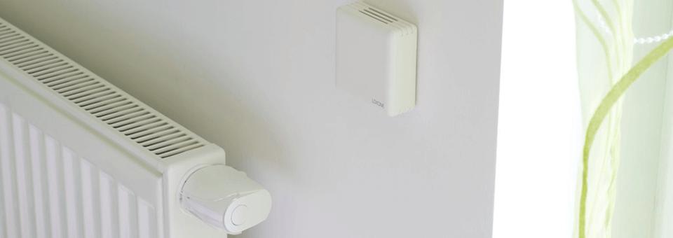 chytrá hlavice na radiátor