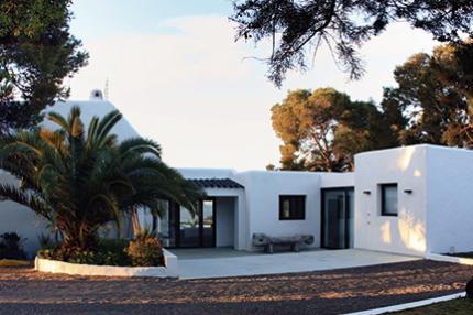 Loxone referenční projekt Villa Azure