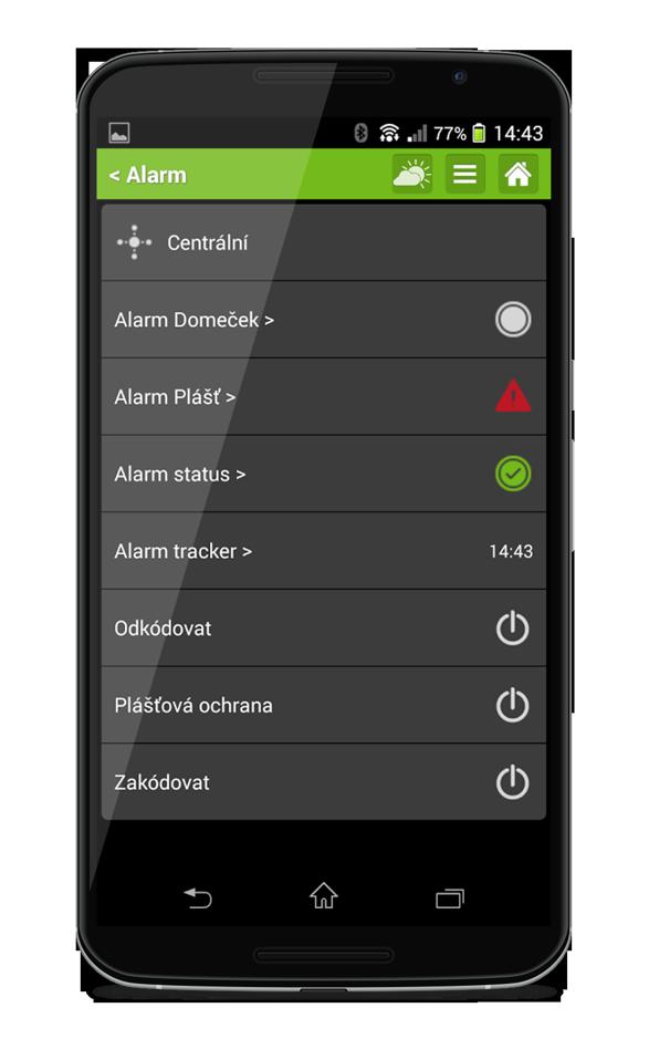 mobilní aplikace bezpečnost