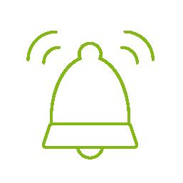 ikona zvonku