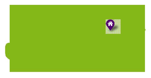 lokace pasivního domu se systémem Loxone v Rakousku