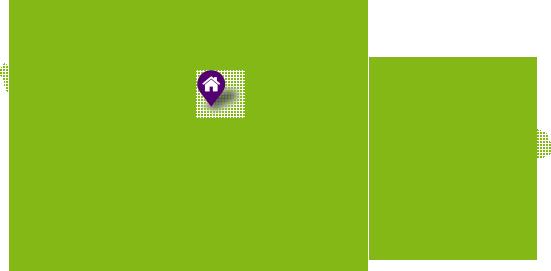 umístění referenčního domu na mapě čr