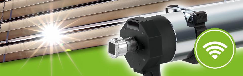 žaluziový pohon Air pro Loxone Smart Home
