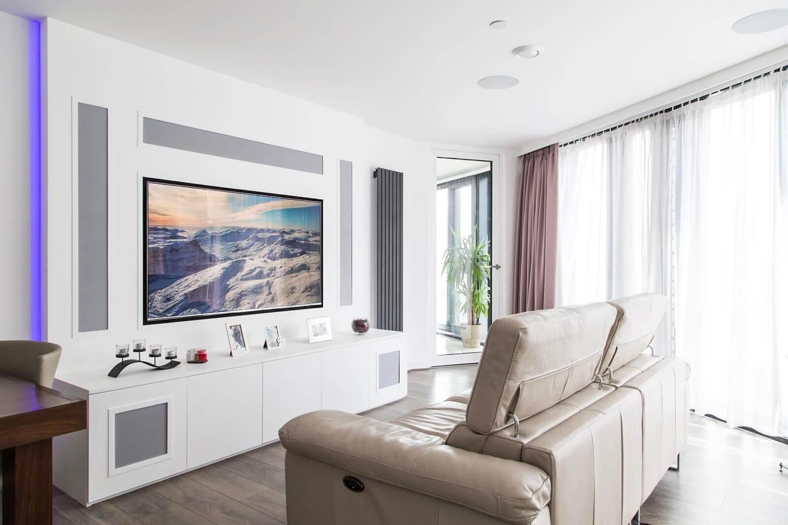 Domácí kino smart home