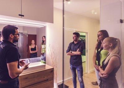 Prohlídka Loxone Smart Home