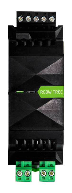 Ovladač osvětelní - Loxone RGBW Dimmer Tree/Air