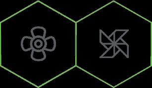 ikona větrák