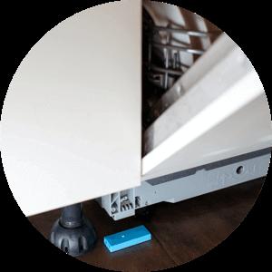 senzor pod myčkou