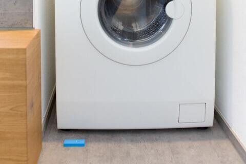 čidlo úniku vody pod pračkou