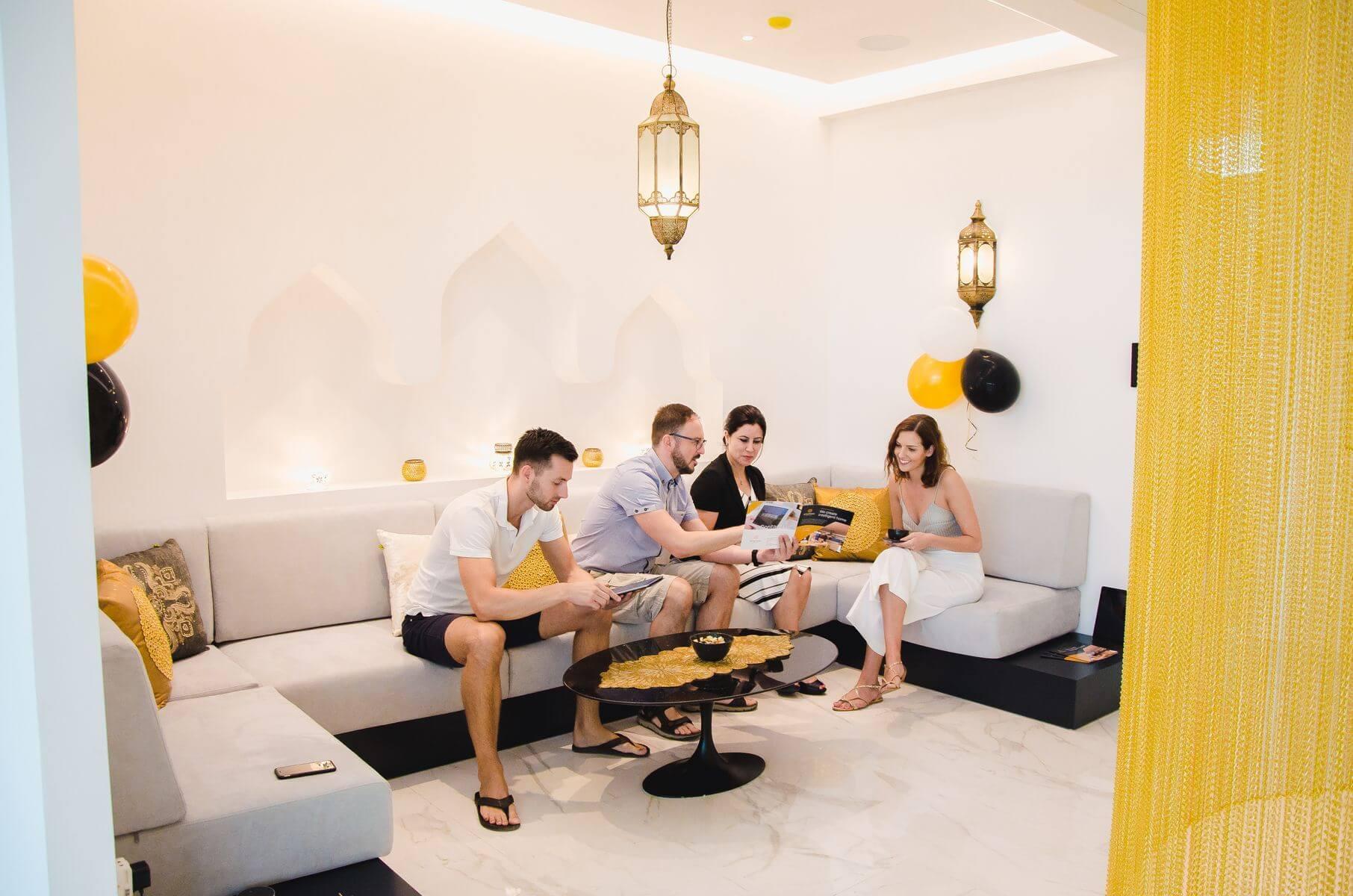 Otevření Loxone showroomu v Dubaji