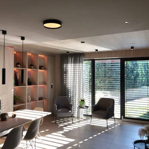 showroom chytré domácnosti Loxone firmy myComfort