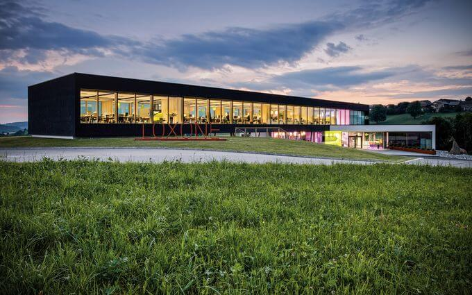 Basecamp: pohled na sídlo firmy Loxone