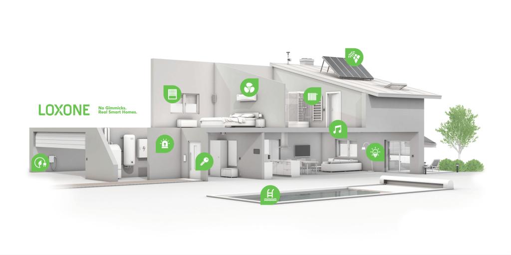 infografika: technologie v (chytrém) domě