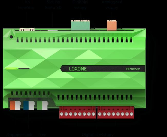 Loxone Miniserver 2