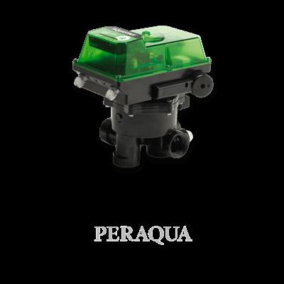6cestný ventil pro bazény značky Peraqua