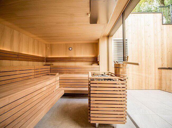 Alpenrose Sauna