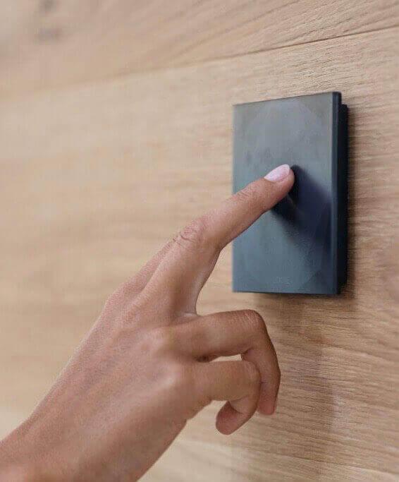 Tlačítko Loxone Touch