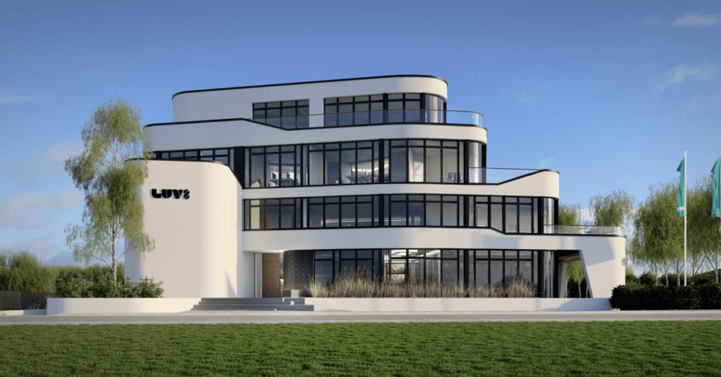 LUV8 - kancelářská budova s Loxone