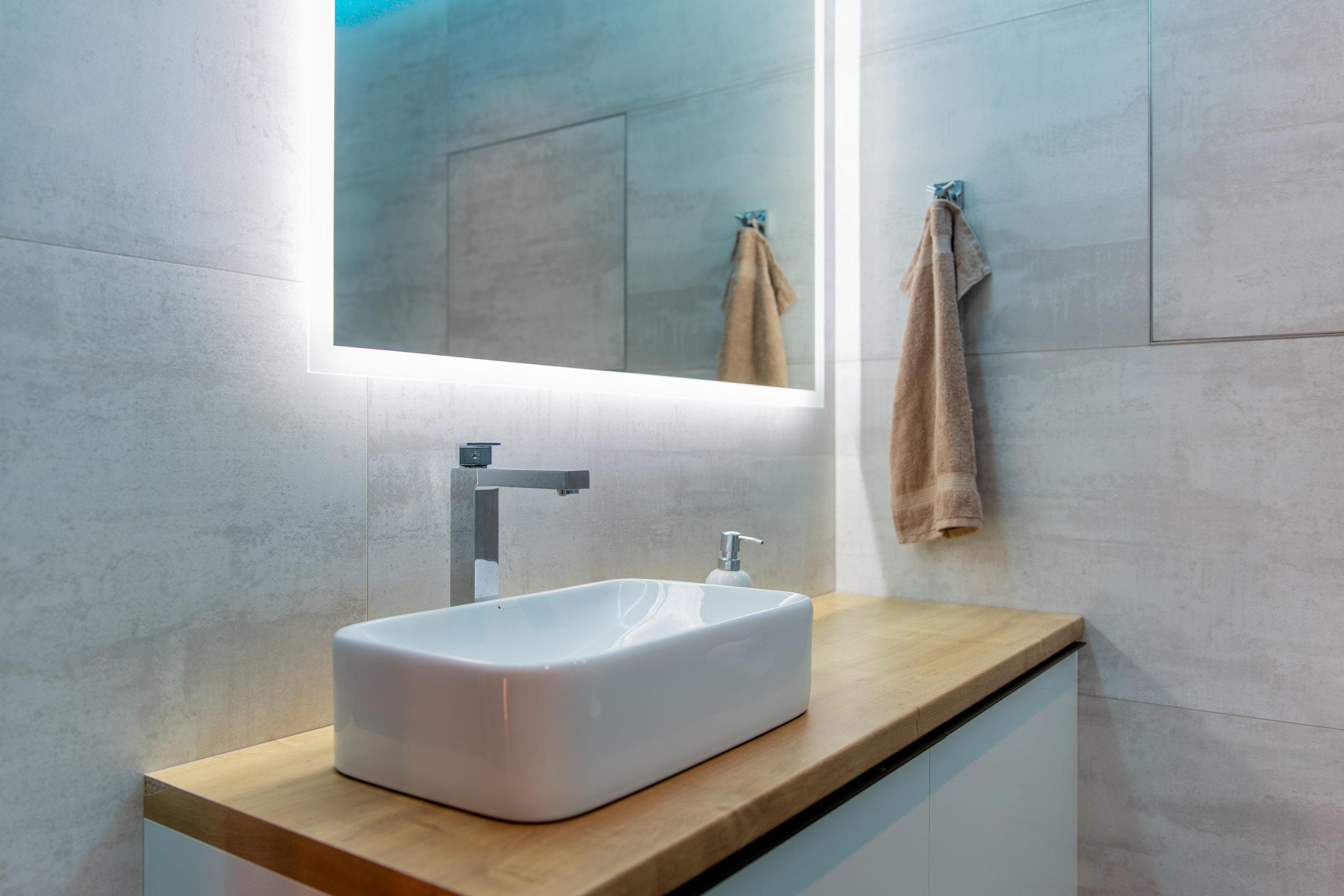 Intelix - koupelna
