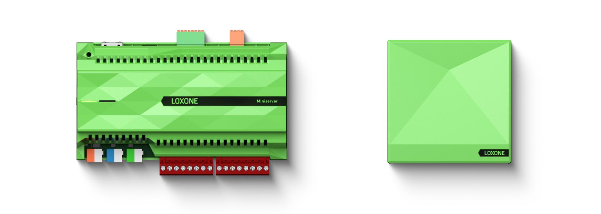 Loxone Miniserver a Miniserver Go