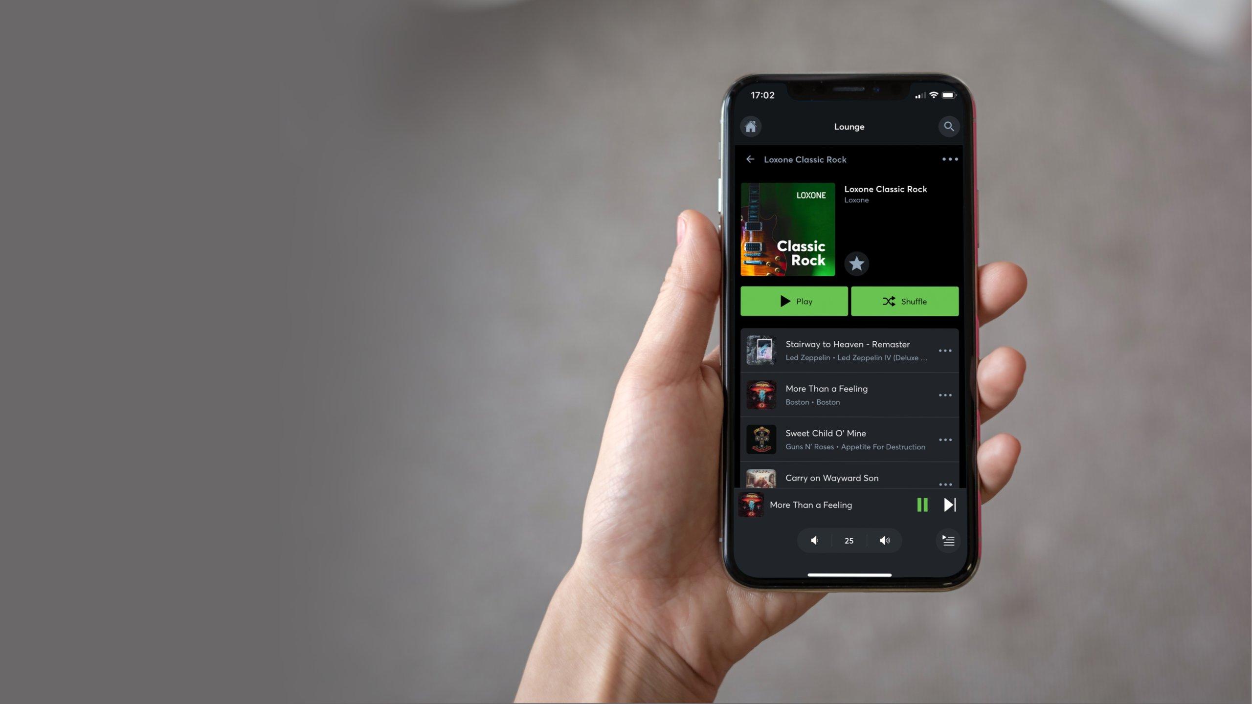 Bezplatné aktualizácie v Loxone App