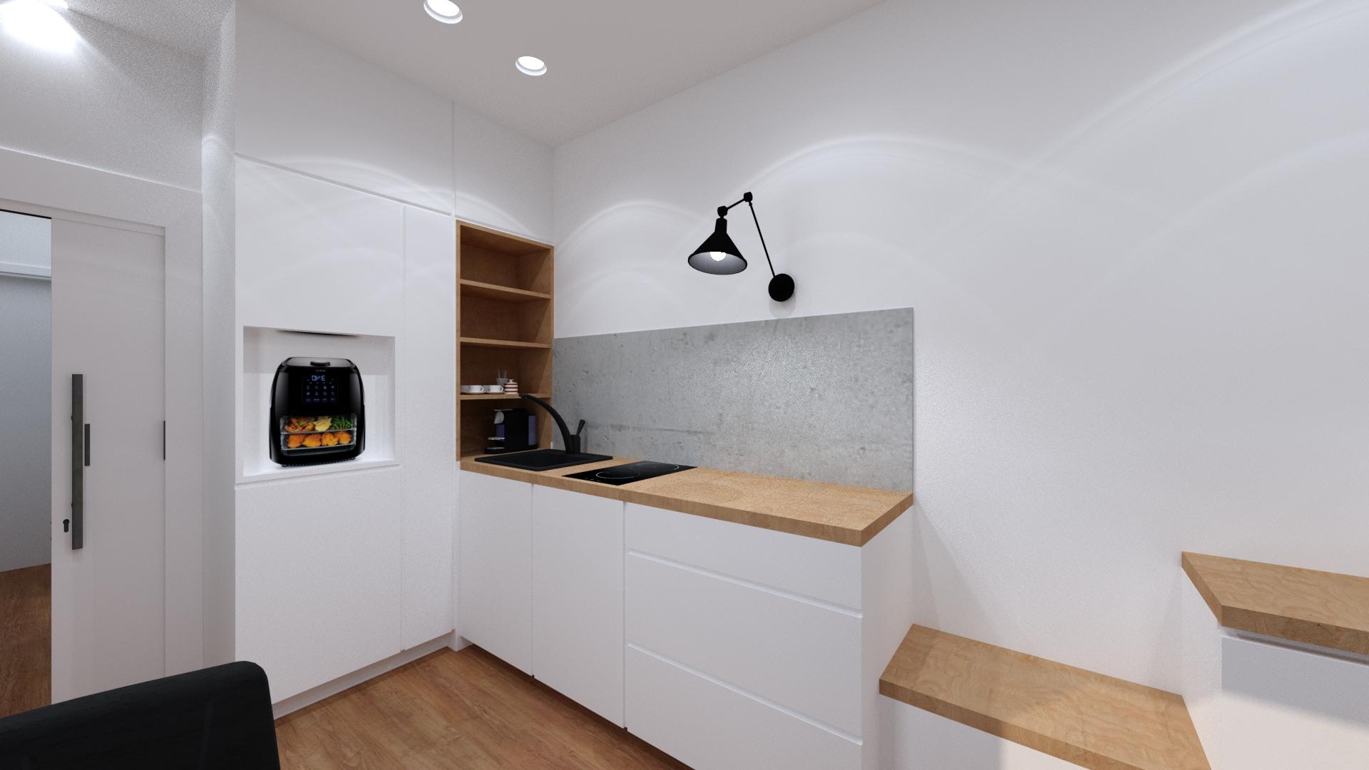 Deluxe kuchyně