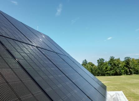 Fotovoltaická elektráreň