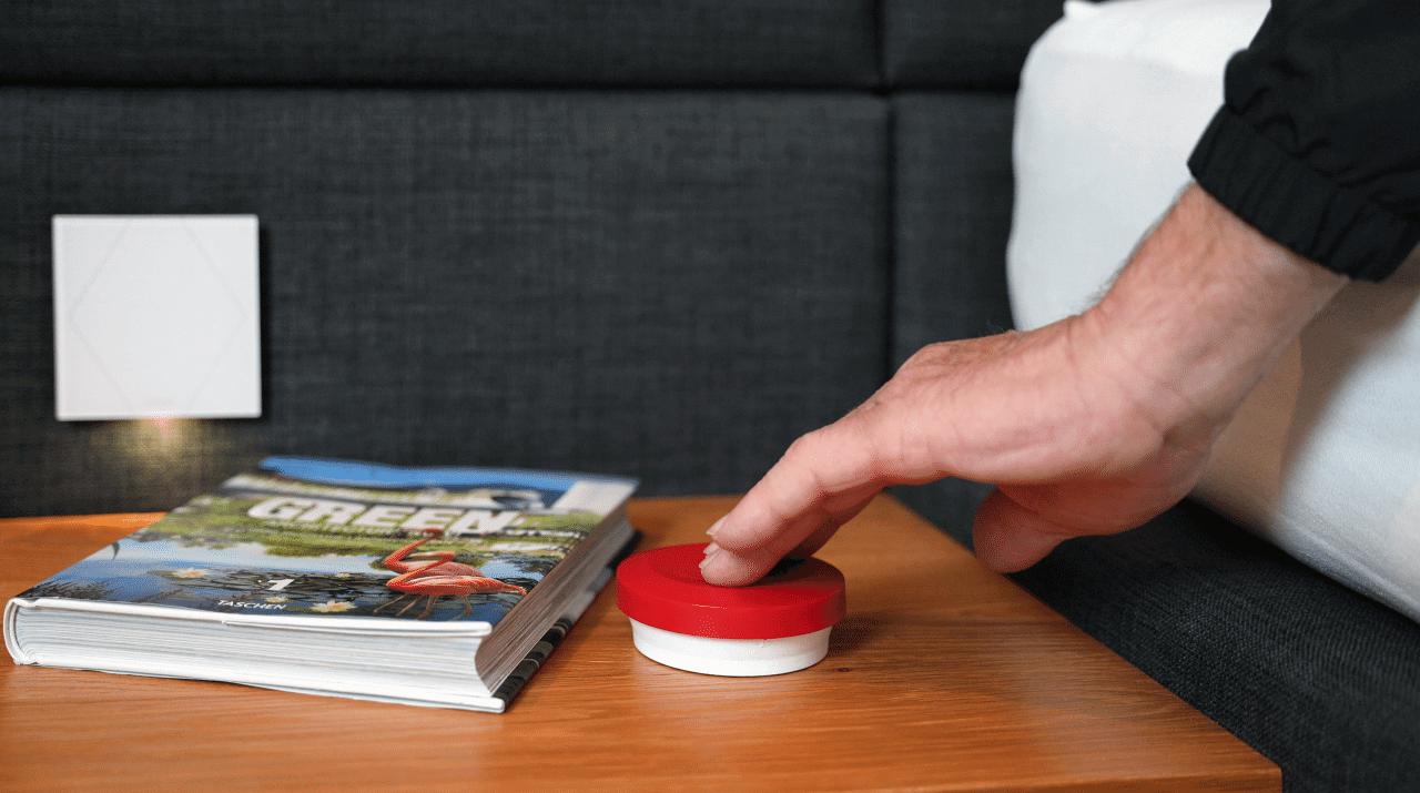 Tlačítko Button Air
